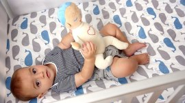 Does this doll really help babies fall asleep?