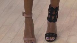See the shoe that makes your leg look 5 inches longer