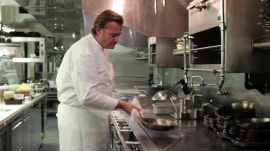 Chef Michael White shares major food fight