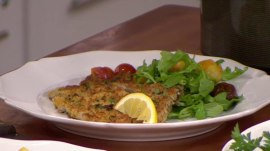 Curtis Stone's Parmesan-crusted pork chops: Make them in 20 minutes
