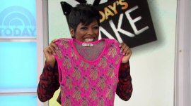 Tamron Hall: I'm donating some of my clothes, shoes to charity