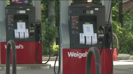 Gas prices in the Southeast rise after pipeline leak in Alabama