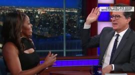 Watch Michelle Obama's spot-on impression of President Obama
