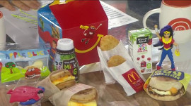 McDonald's to test out Happy Meal breakfasts