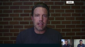 Watch Matt Damon, Ben Affleck debate: Who's better friends with Tom Brady?