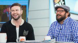 'SNL' stars Taran Killam, Bobby Moynihan on new film 'Brother Nature'