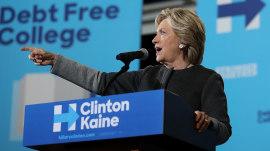 Poll: Hillary Clinton beat Donald Trump in debate, but her millennial lead shrinks