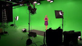 Take a 'Journey' behind the scenes of Dylan Dreyer's new series