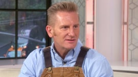 Rory Feek: I saw wife, Joey, 'come back to life' in footage for documentary