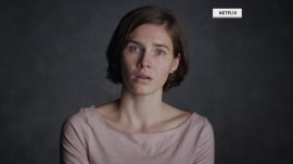 Amanda Knox is 'very open' about murder case in Netflix documentary, filmmakers say