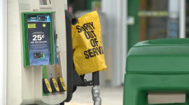 Gas prices in South soar after pipeline leak in Alabama; problem may spread
