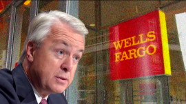 Govt. suspends business with Wells Fargo as CEO faces another day on Capitol Hill