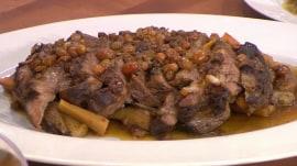 Make beef brisket short ribs, apple cake for Rosh Hashana
