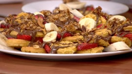 Sweet! Nutella-inspired sliders, nachos for breakfast
