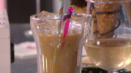 KLG, Hoda celebrate National Coffee Day (with spiked coffee, of course)