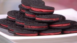 Watch these kids give honest feedback about Swedish Fish Oreos