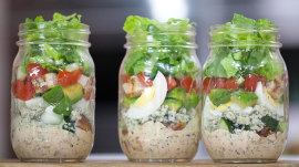 Amp up your lunch with these 'super salad makeovers'