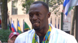 Usain Bolt: The first thing I did after Rio was relax