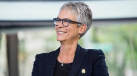 Jamie Lee Curtis on the 'great writing' of 'Scream Queens,' and her immigration book