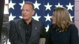 Tom Hanks and Elizabeth Dole support military caregivers, and show you how to help