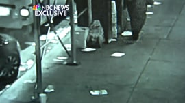 New video shows Ahmad Rahami planting 2nd explosive, police say
