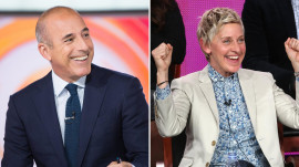 Ellen DeGeneres pulls new prank on Matt Lauer