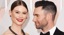 Adam Levine, Behati Prinsloo welcome first child: A girl, Dusty Rose