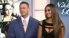 John Cena, Nikki Bella: 'Total Bellas' is a 'look at a family that loves each other'