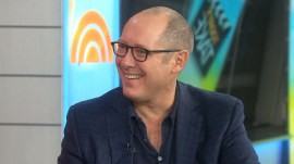 James Spader: I used to tackle JFK Jr. at school to annoy Secret Service
