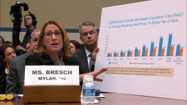 EpiPen price outrage lands Mylan CEO Heather Bresch in Capitol Hill hot seat