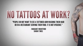 Do tattoos help or hurt job applicants?