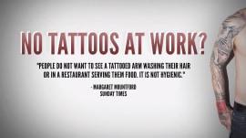 Do tattoos help or hurt job applicants?