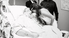 Couple, hospital arrange early wedding so bride's dying dad can say goodbye