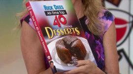 KLG, Hoda's Favorite Things: Dessert cookbook, Jennifer Miller bracelet