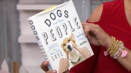 Lumbar pillow, 'Dogs and Their People': KLG and Hoda share their Favorite Things
