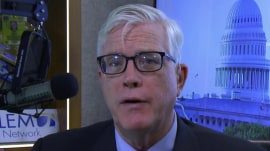Hugh Hewitt on Donald Trump, Hillary Clinton: 'The election isn't over'
