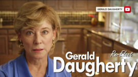 Texas candidate's wife to voters: Re-elect him before he drives me crazy