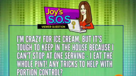 Love ice cream? Here's a simple tip for portion control