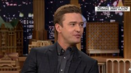 Justin Timberlake on voting selfie gaffe: I thought it would be inspiring