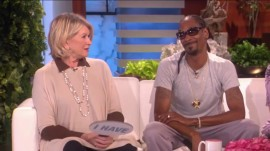 Martha Stewart makes an intimate confession during 'Never Have I Ever' game