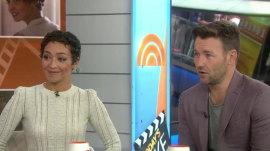 'Loving' stars Ruth Negga and Joel Edgerton on film about landmark case