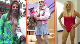 Look back at some of the best TODAY Halloween extravaganzas (and Matt in drag)