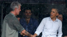 Anthony Bourdain: Obama and I had 'fun' dining in Vietnam