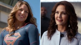 Get a sneak peek at Lynda Carter on 'Supergirl'