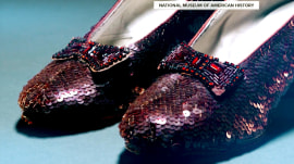Dorothy's ruby red slippers need to be preserved… and it'll cost $300,000