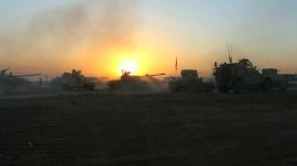 Iraqi forces closing in on ISIS-held Mosul; 200,000 could be displaced