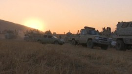 Battle of Mosul: Advance on ISIS going faster than planned