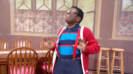 Al Roker as Steve Urkel for Halloween 2016: 'Did he do that?!' Yes, yes he did