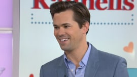 Andrew Rannells talks 'Girls,' 'Hamilton,' and 'Falsettos' on Broadway