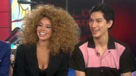 Lion Babe is Elvis Duran's Artist of the Month